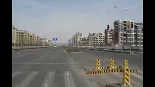 China's Most Famous Ghost City: Ordos Kangbashi