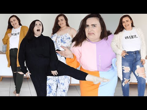 *I'M SHOOK!* FASHION NOVA CURVE HAUL \\ PLUS SIZE AUSTRALIA (AD)