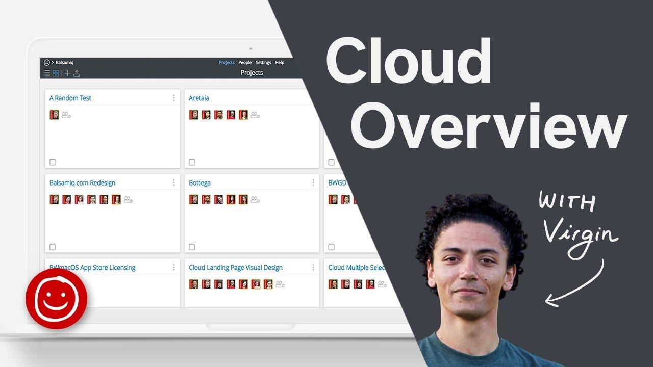 Balsamiq Cloud Overview