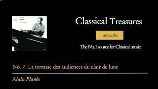Claude Debussy - No. 7. La terrasse des audiences du clair de lune