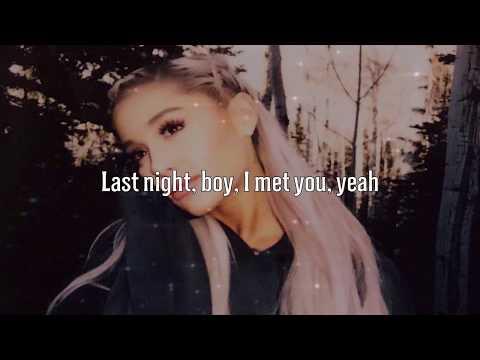 Ariana Grande - REM :・✧*:・ (Lyrics & Audio)