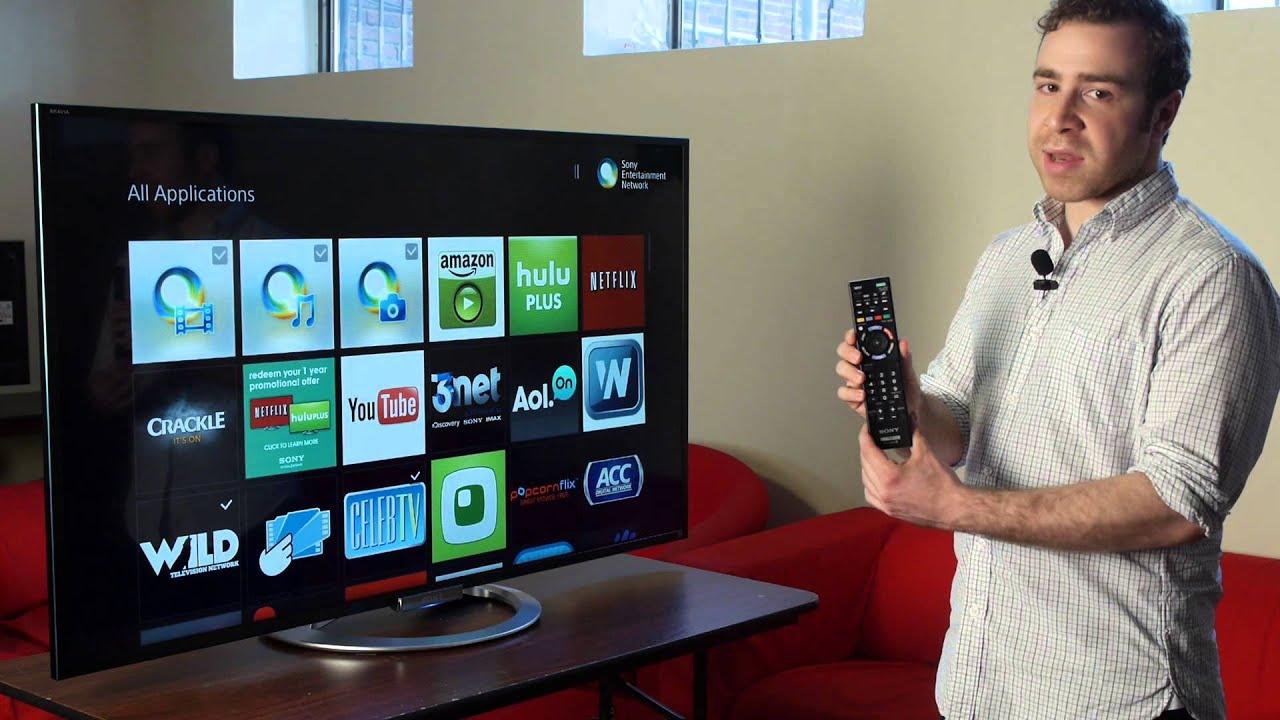 sony 39 s 2013 smart tv platform hands on youtube. Black Bedroom Furniture Sets. Home Design Ideas