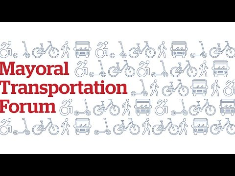 Mayoral Transportation Forum