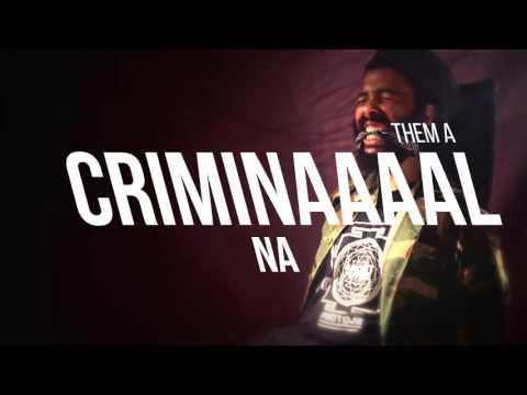 Criminal (Official Lyric Video) - Protoje