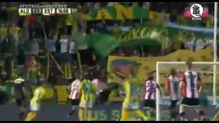 Gol de Aguirregaray - Aldosivi 1 Vs 3 Estudiantes- Fecha 18 - Liga Argentina - Previa del partido
