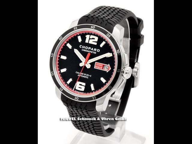 Chopard Mille Miglia GTS Chronometer  Ref. 168565-3001  (7671)