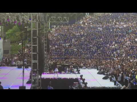 [FANCAM] 170520 BLACKPINK (블랙핑크) - Boombayah (붐바야) @ Yonsei University AKARAKA Festival