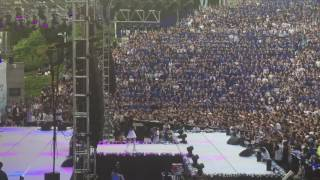 Download lagu [FANCAM] 170520 BLACKPINK (블랙핑크) - Boombayah (붐바야) @ Yonsei University AKARAKA Festival