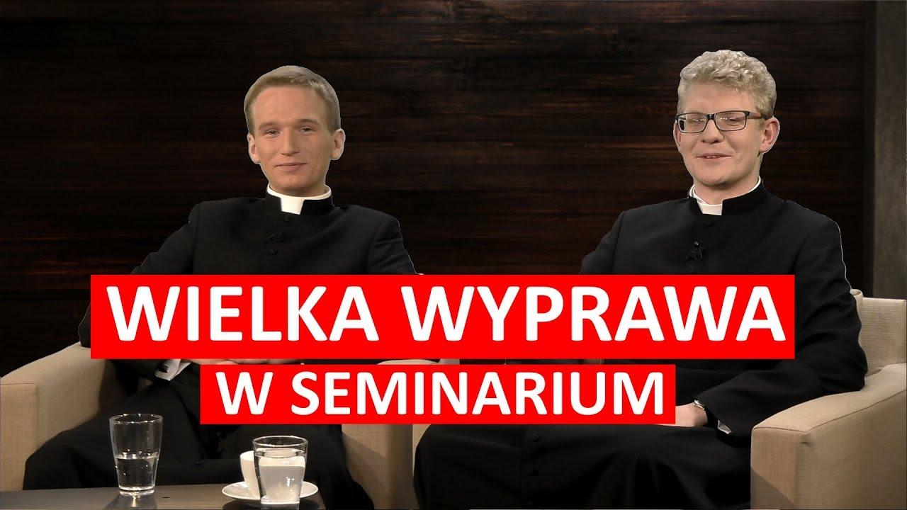 Klerycy ujawniają, jak wygląda życie w seminarium