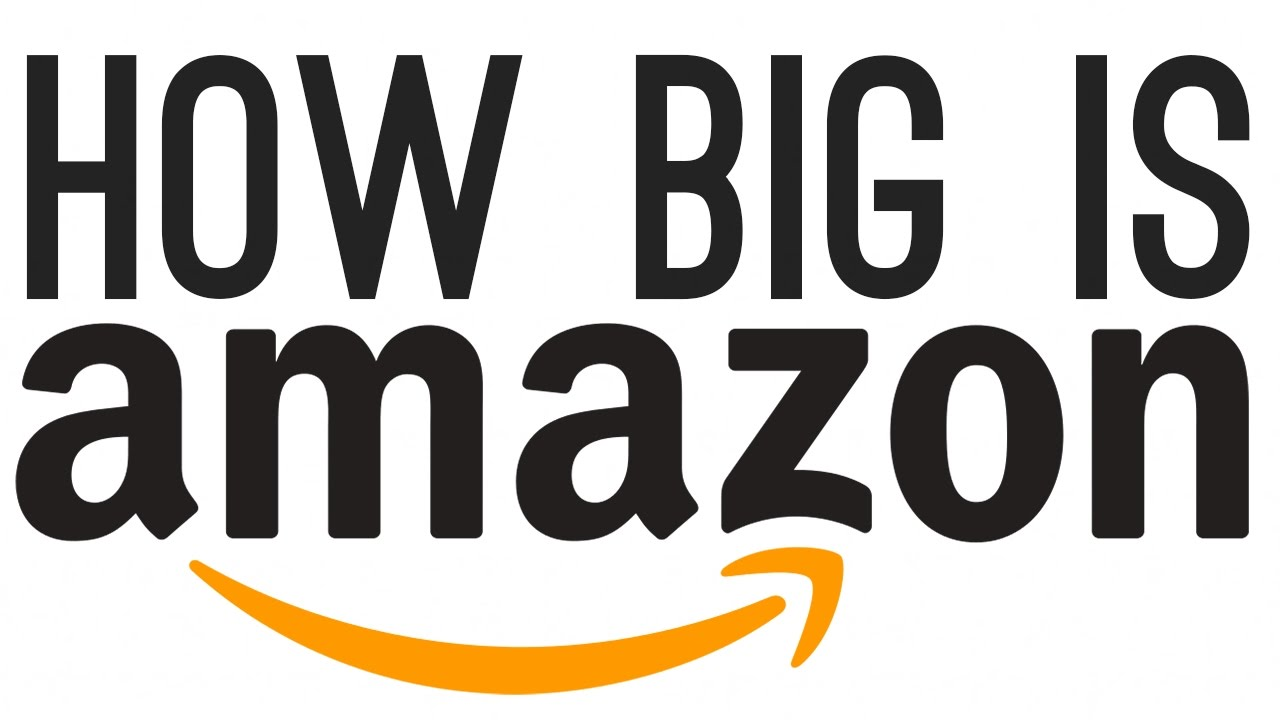 How BIG is Amazon? (They Help Power the CIA and Netflix!)