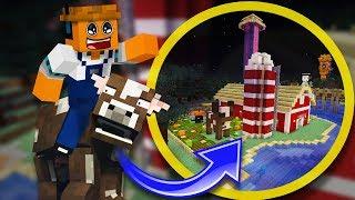 "Minecraft #376 -  ""LJAY FARMER FARMĘ MIAŁ!"""