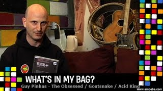 Guy Pinhas (The Obsessed/Goatsnake) - What