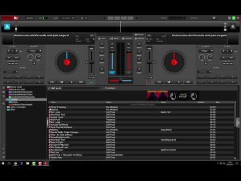 Virtual DJ 8.2 b3663 con Spotify