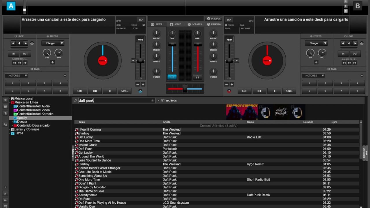 Virtual dj itunes playlist creator