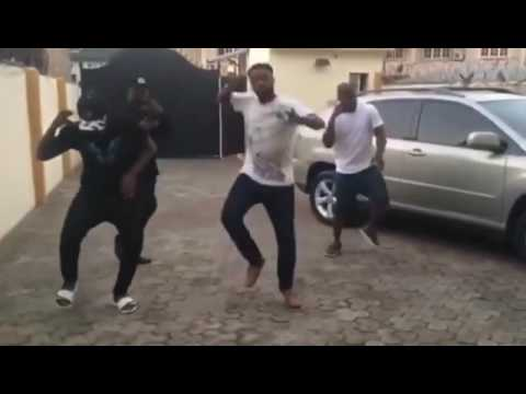 Nigerian act Olamide introduces a new dance step The Wobe Dance