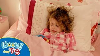 Woolly and Tig - Good Night Sleep Tight | TV Show for Kids | Toy Spider