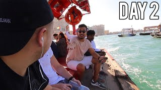 DUBAI WITH NO MONEY - DAY 2