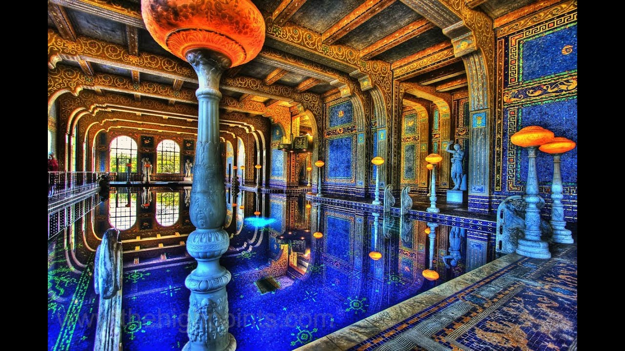 Hearst Castle Things To Do California Places To Eat San