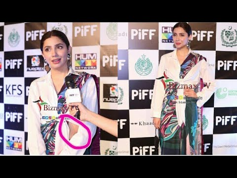 Mahirah khan at piff Award Show 2018..