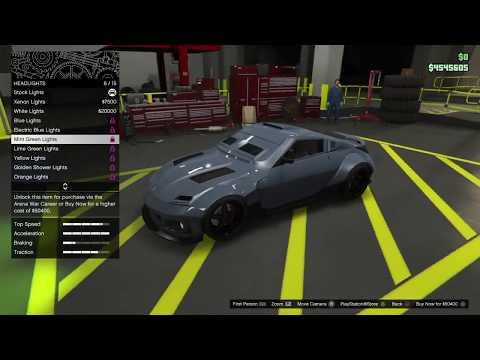 CLEAN ANNIS ZR380 BUILD | GTA Online