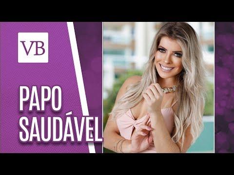 Papo Saudável: Jaqueline Grohalski - Você Bonita (14/09/18)
