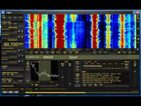 Radio Mars, 90.7 - Morocco (Meknès/Jebel Zerhoune) via E-skip