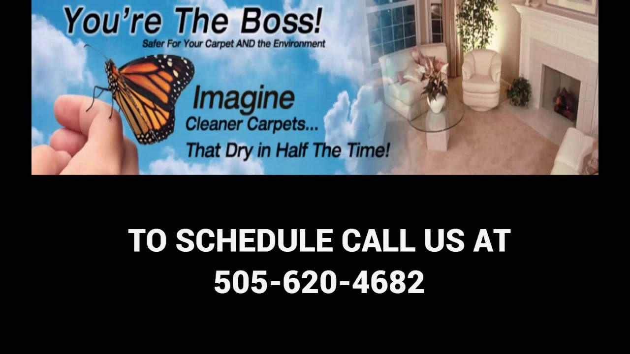 Carpet Cleaning Albuquerque Nm You Re The Boss Carpet