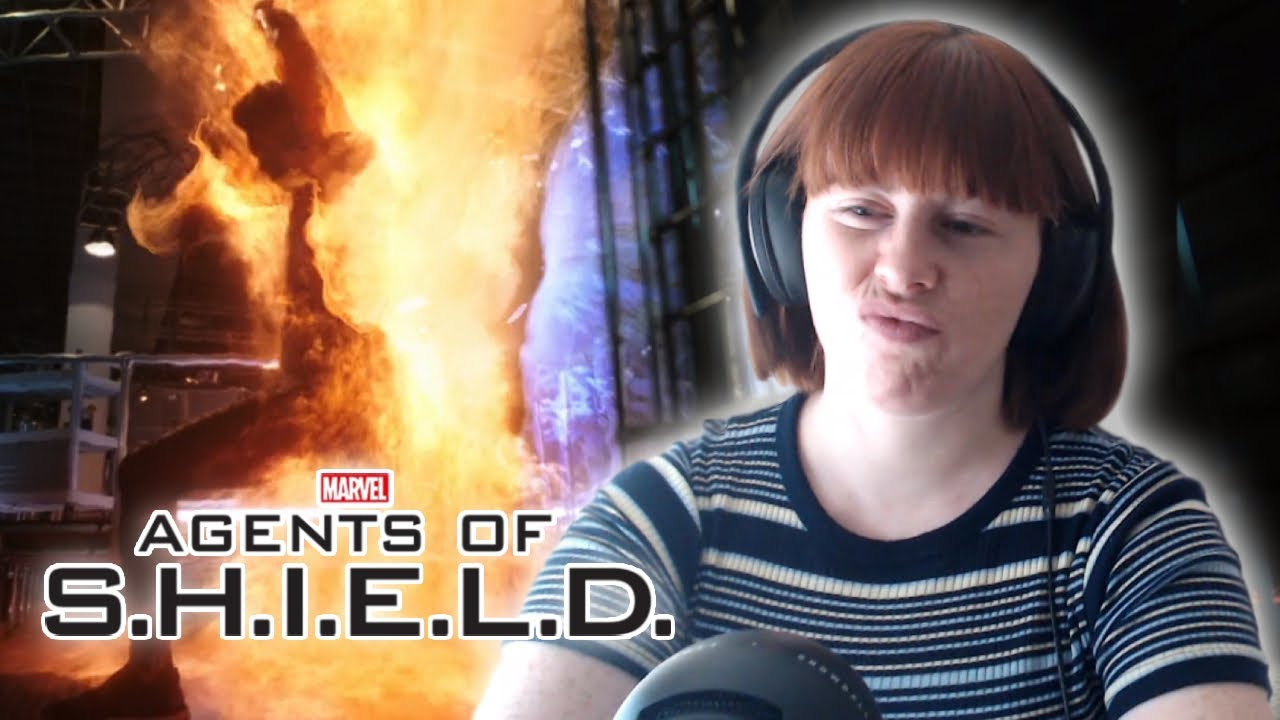 Download Marvel's Agents of SHIELD S01E05 - Girl in the Flower Dress REACTION!