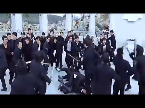Phim Chưởng Lẻ Hay Nhất 2016 - Phim Xã Hội Đen Hong Kong Mới Nhất - Đại Chiến Băng Nhóm