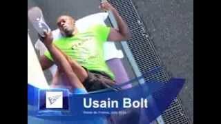 Usain Bolt Warm Up Routine