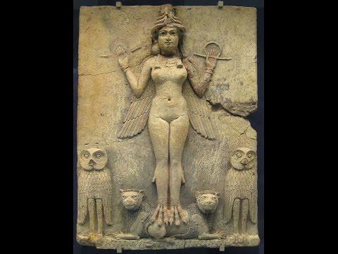 A Tale of the Goddess Ishtar