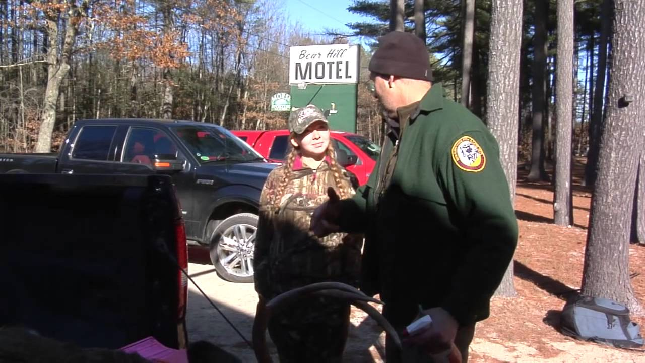 Deer and Turkey Check Stations | Hunting | New Hampshire