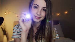 [ASMR] Following the Light (Relaxation) (Whispered)