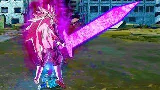 ロゼ3→ホープソード【ピンク】を使うとこうなる。ゼノバース2!! thumbnail
