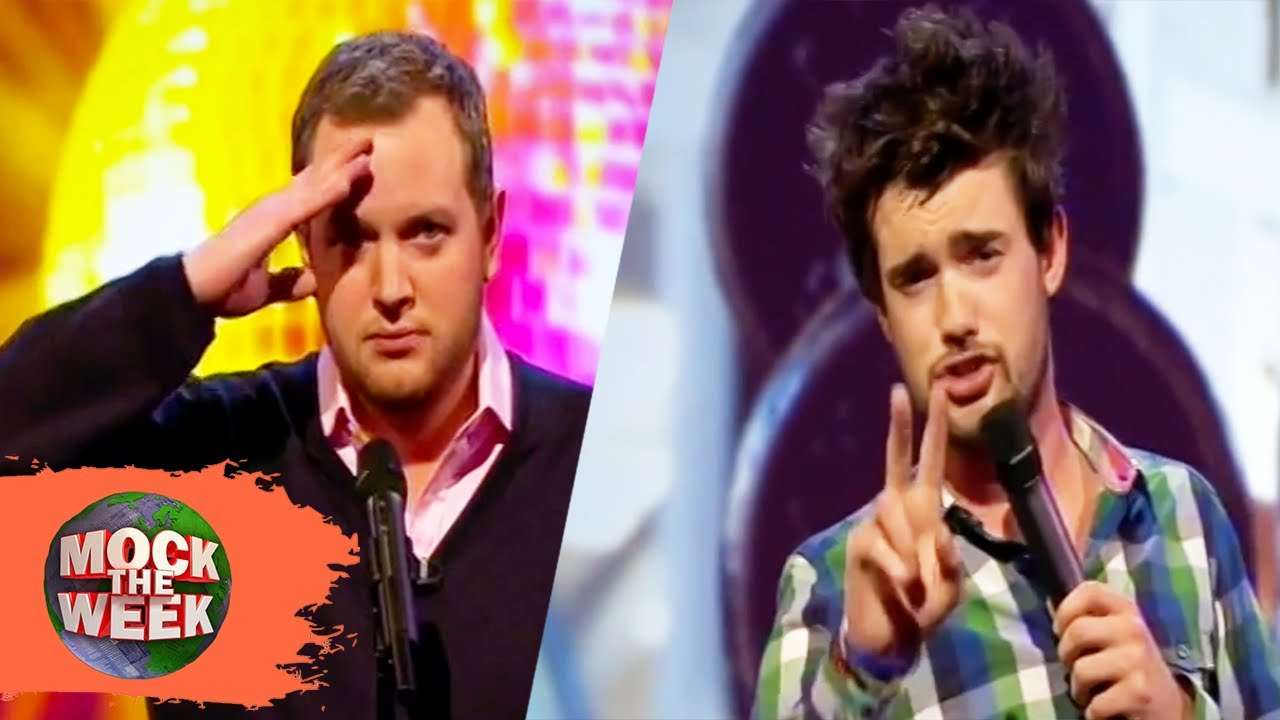 Jack Whitehall Has A Bone To Pick With Supermarkets | Mock The Week
