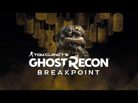 Смертельно опасный рейд в Ghost Recon Breakpoint (каждые 200 лайков +1 час стрима)