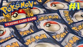 CHOOSE MY STARTER?! || Pokemon Trading Card Game Part 1 (Pokemon Gameboy Game)