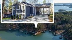 Completely Remodeled Lake Hartwell Cottage
