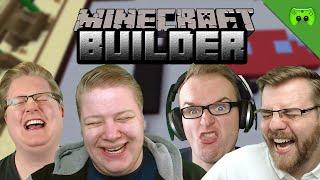 2D ODER 3D BAUEN? 🎮 Minecraft Builder #4