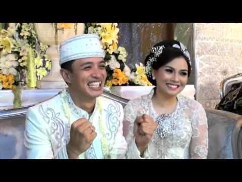 Resmi Menikahi Ketty,  Eza Yayang Lega