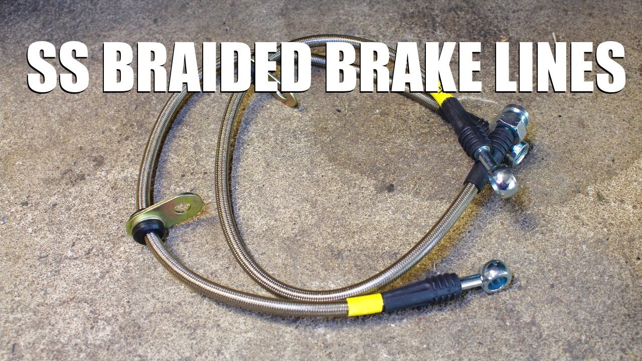 Download How to Install Stainless Steel Brake Lines