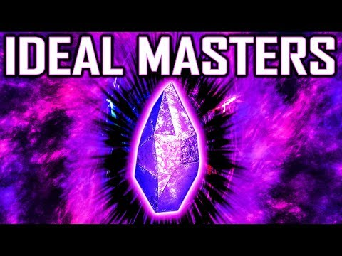 Who Are THE IDEAL MASTERS? - Elder Scrolls LORE