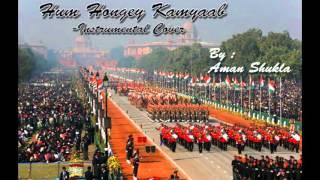Hum hongey kamyaab Instrumental cover by AMAN SHUKLA