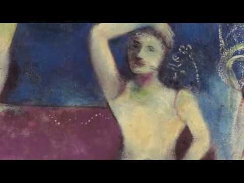 Marc Chagall's 'Les trois acrobates'