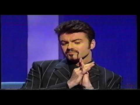 George Michael On Parkinson 1998 - Part 1