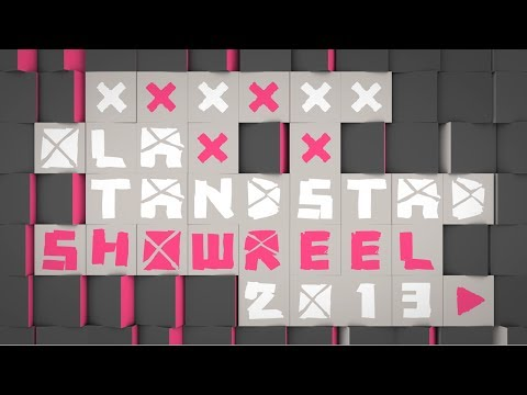 Motion Design Showreel 2013 - Ola Tandstad