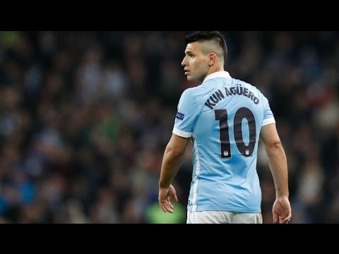Sergio Agüero - Top 10 Best Goals