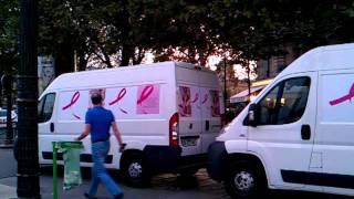 Arrivée sur le premier lieu #parispinklight Thumbnail