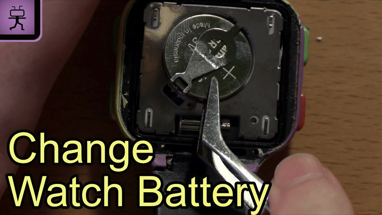 Change Battery in Time Timer Watch Plus | Quick Tutorial