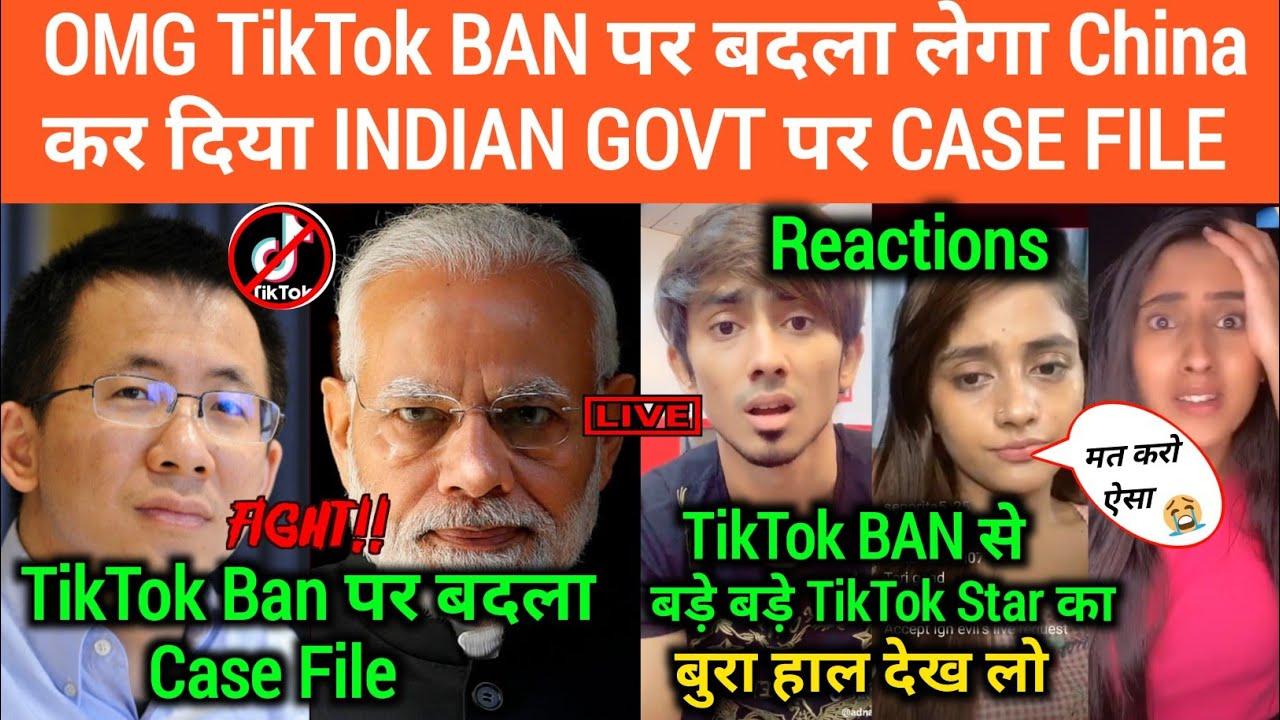 OMG : TikTok Files Case Against INDIAN GOVT 😳| Nisha Guragain Angry Reaction on TikTok Ban | Adnan07